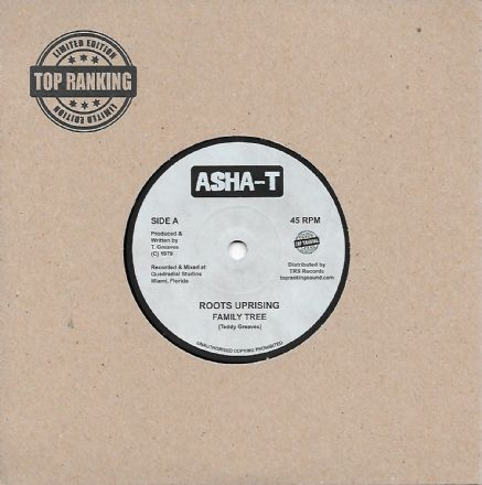 Roots Uprising - Family Tree / version (Asha-T / TRS) 7""